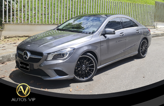 Mercedes-Benz CLA 200 Luxury
