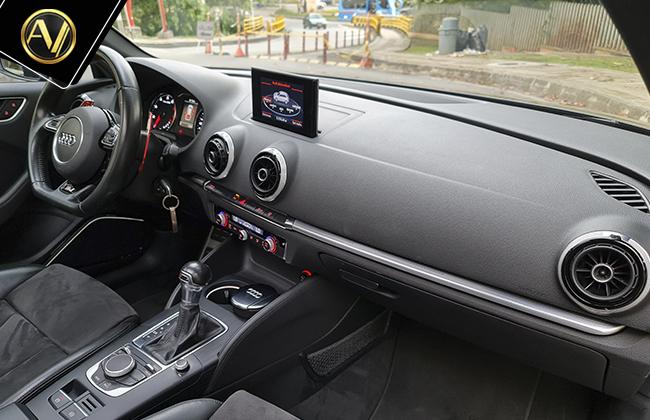 Audi A3 1.8T Sportback Sline