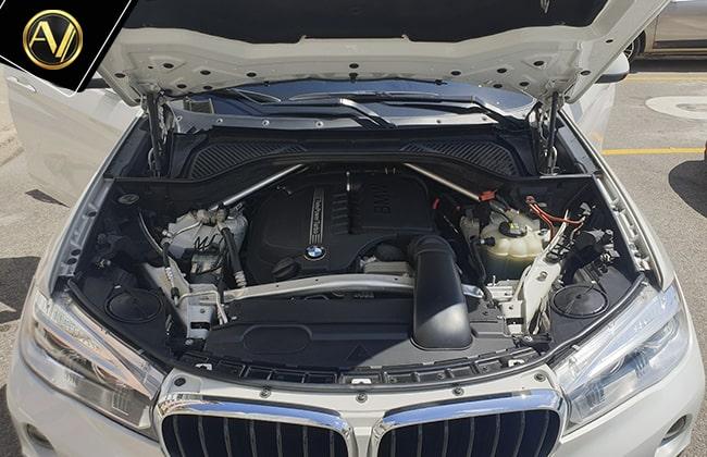 BMW 35i X6