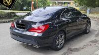 Mercedes Benz CLA 200 Limited