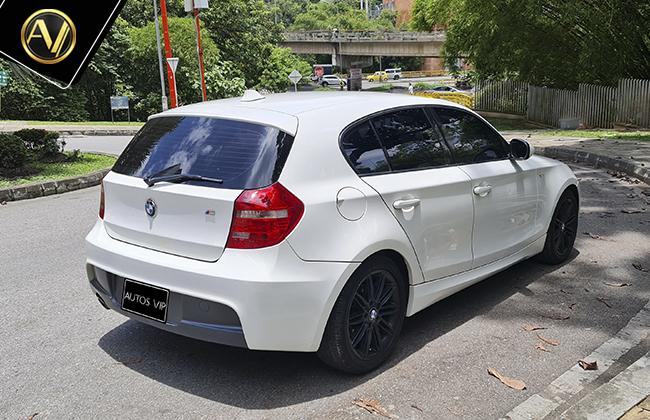 BMW 116i E87 Sport