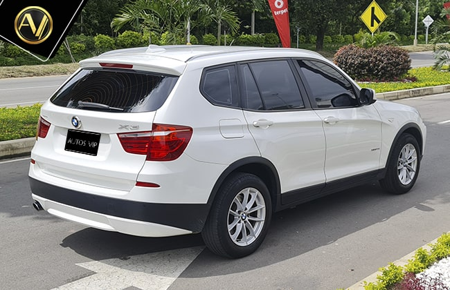 BMW X3 Xdrive 20i