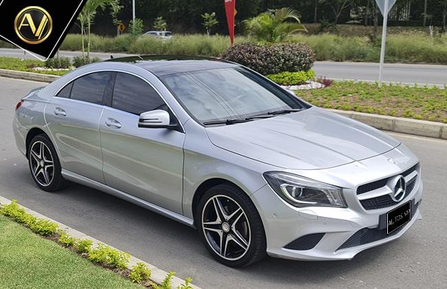 Mercedes Benz CLA 180