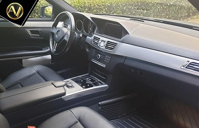 Mercedes-Benz E200 Sedán