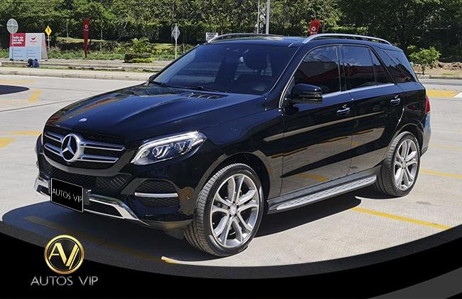 Mercedes-Benz GLE 500 4matic