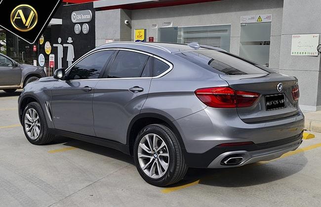 BMW X6 3.0 XDRIVE 35i